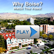 Watch My Boise Video!